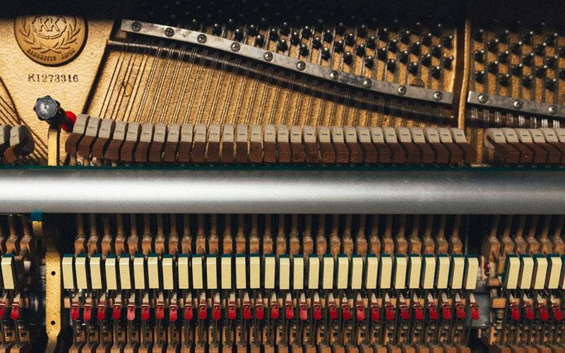 Pianistic Equipment