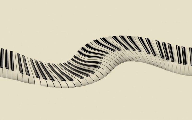 Pianistically… Legato