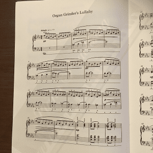 Organ Grinder's Lullaby