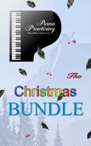 Christmas sheet music piano
