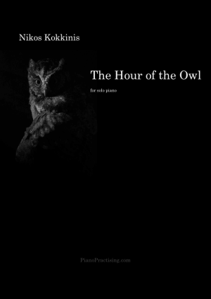 The Hour of the Owl - solo piano