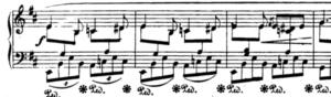 Chopin sonata No. 3