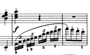 Beethoven Op. 2 no. 2