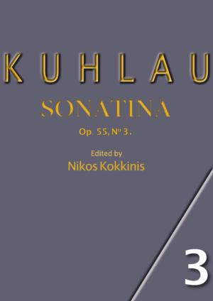 Sonatina Kuhlau No. 3