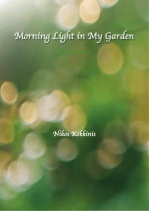 Morning Light in My Garden