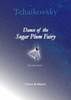 Dance of the Sugar Plum Fairy - piano solo