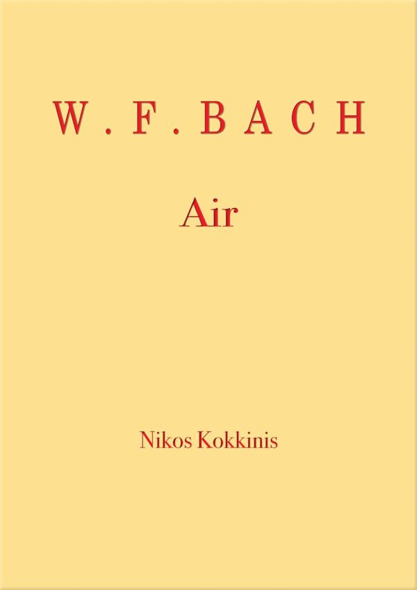 Wilhelm Friedemann Bach - Air with improvisation